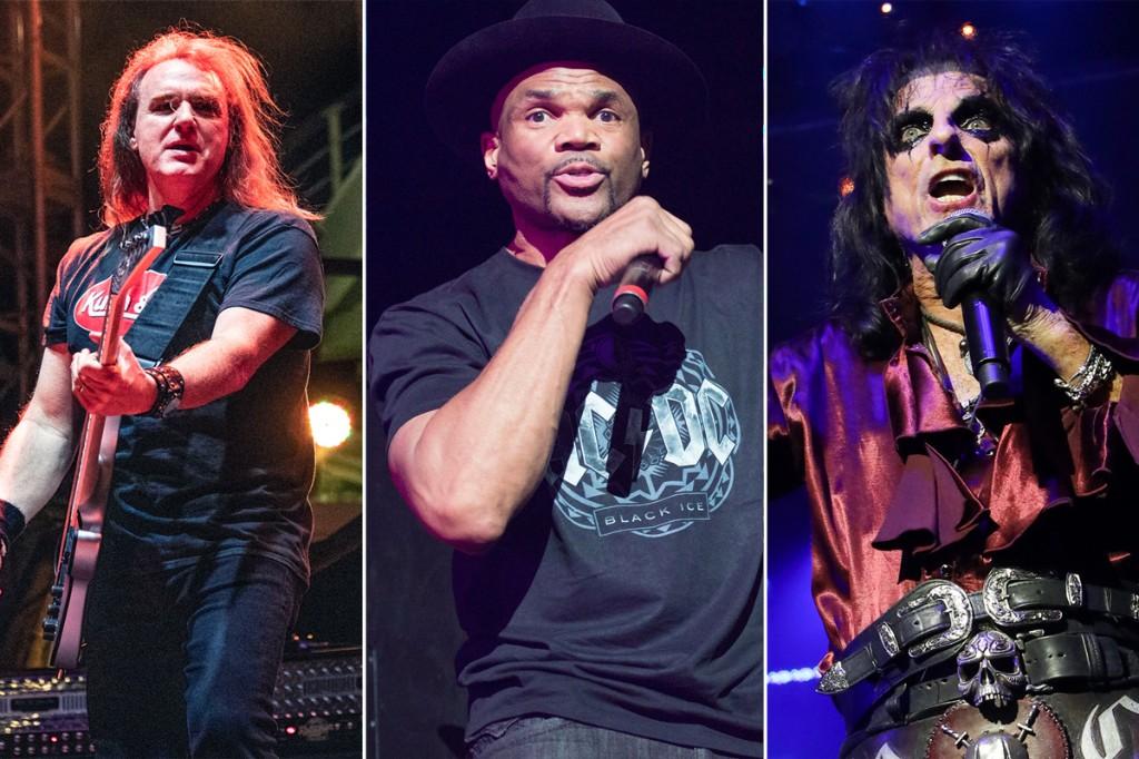 Alice Cooper, DMC, Megadeth Members Lead Grammy Music Ed Fundraiser