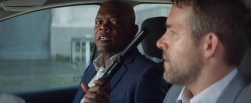 See Samuel L. Jackson, Ryan Reynolds' Meta 'Hitman's Bodyguard' Trailer