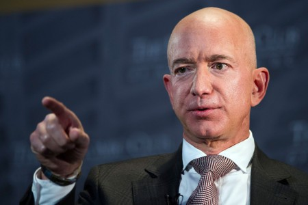 Jeff Bezos' Damning Medium Post Pulls Back the Curtain on Something Much Larger
