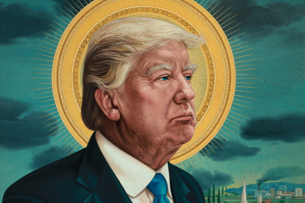 False Idol -- Why the Christian Right Worships Donald Trump