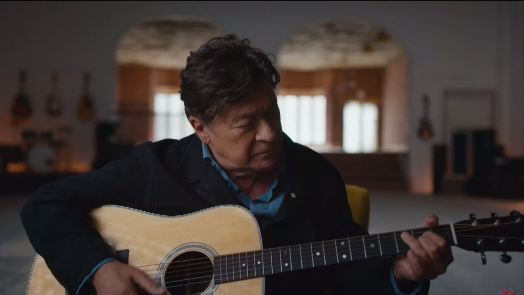 Robbie Robertson Explains How His Martin Inspired 'The Weight'
