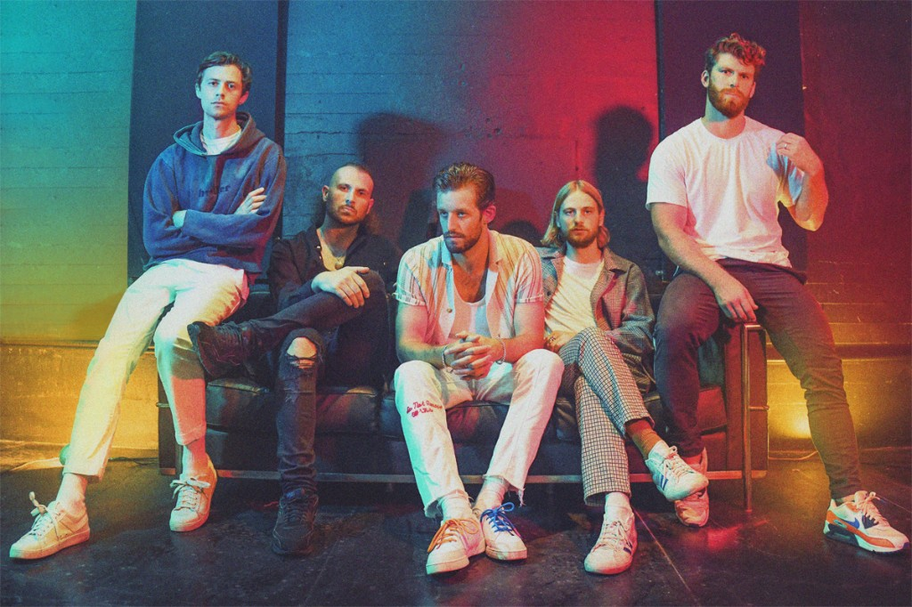 """The Rubens Release New Single """"Heavy Weather"""", Call On Fans for Video"""