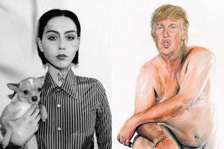 26 Famous Figures Given Small Penises in New Portrait Series