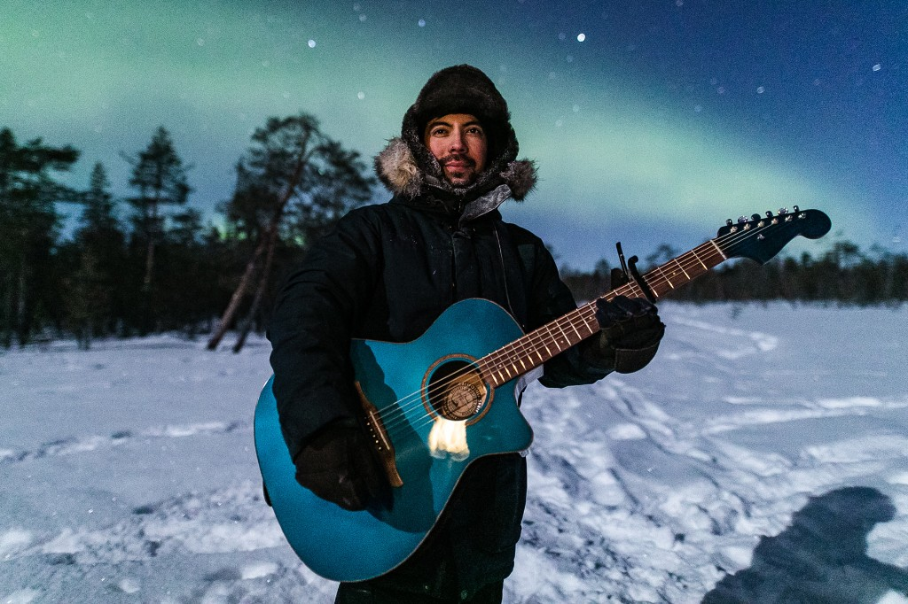 Stranded Under the Northern Lights: A Musician's Surreal Coronavirus Quarantine
