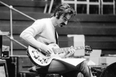 Frank Zappa Marks 50th Anniversary of 'Hot Rats' With Massive Reissue