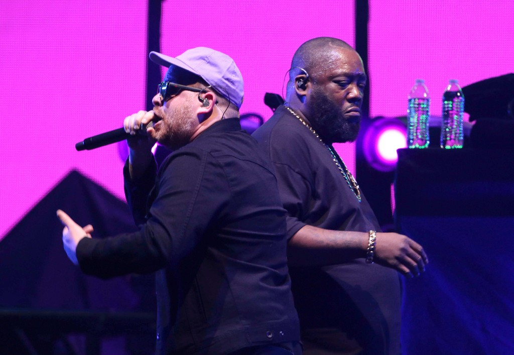 Run the Jewels to Make New Album 'Free for Anyone Who Wants Some Music'