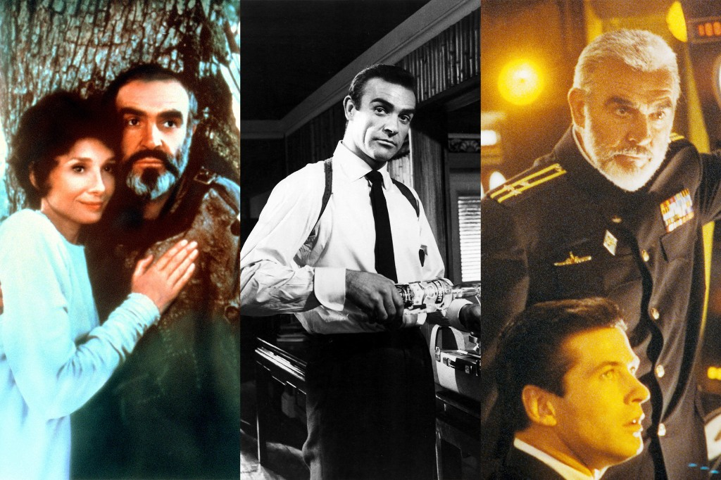 Sean Connery: 10 Essential Movies