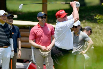 Trump's Ireland Golf Course Visit Cost Taxpayers $3.6 Million
