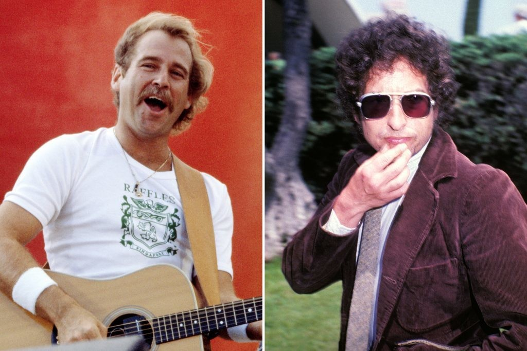 Jimmy Buffett on That Time He Hung Out on Bob Dylan's Boat