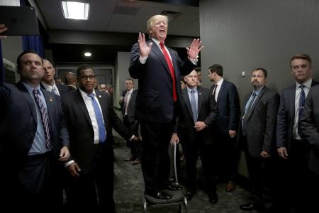The Unconquerable Trump