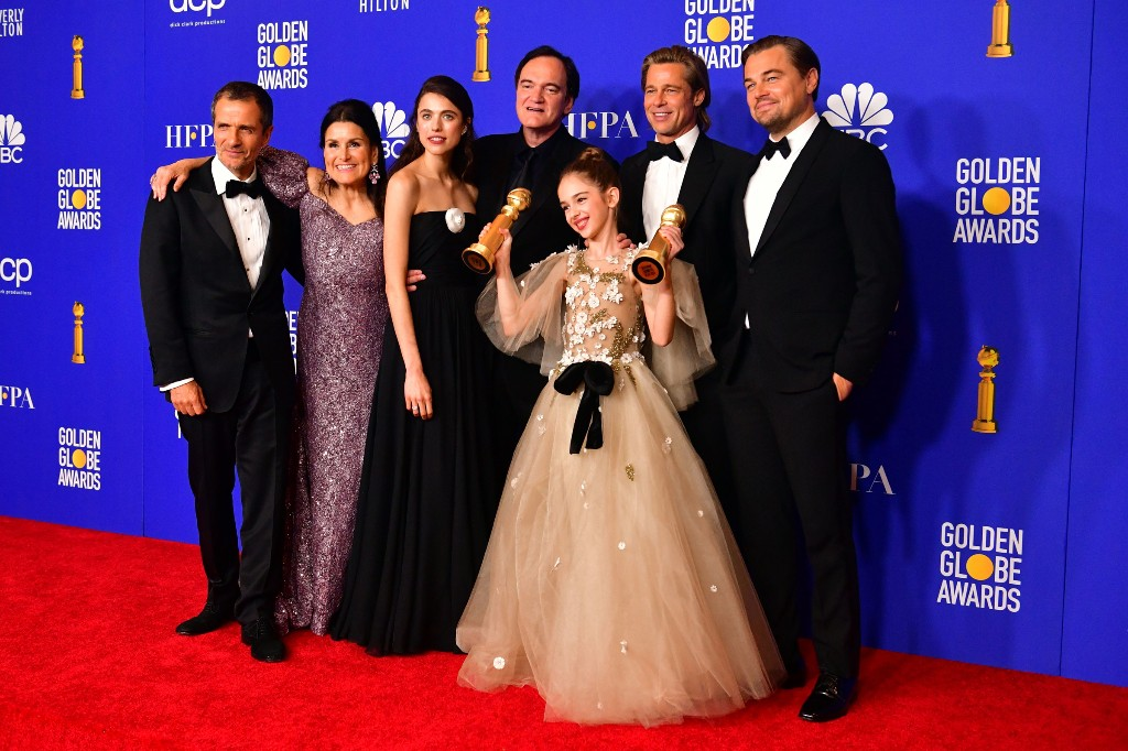 Golden Globes 2020: 'Once Upon a Time… in Hollywood,' 'Fleabag,' 'Succession' Win Big