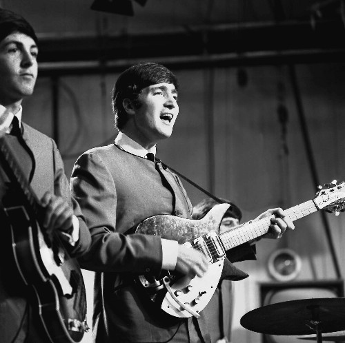 Parts of John Lennon's Guitar Could Fetch $63,000 at Auction