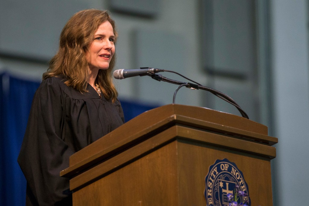 Amy Coney Barrett Is an Emergency