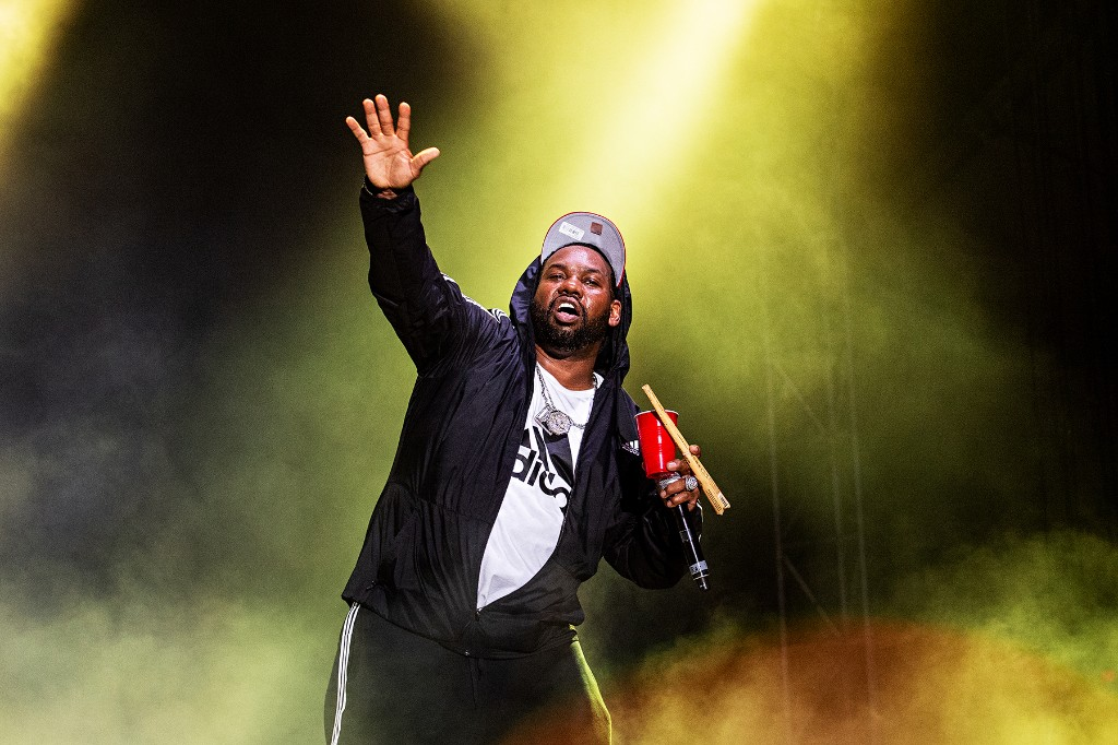 Raekwon Breaks Down His 10 Favorite Albums of All Time