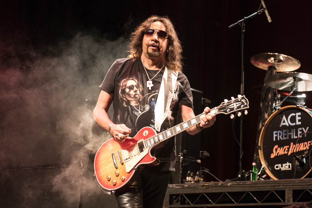Former Kiss Guitarist Ace Frehley: 'I Am a Trump Supporter'