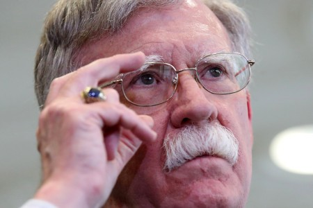 Even Neocon Flamethrower John Bolton Trashed Rudy Giuliani's Ukraine Scheme