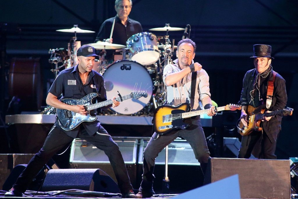 What's It Like to Join the E Street Band? Morello Looks Back at His Time With Springsteen
