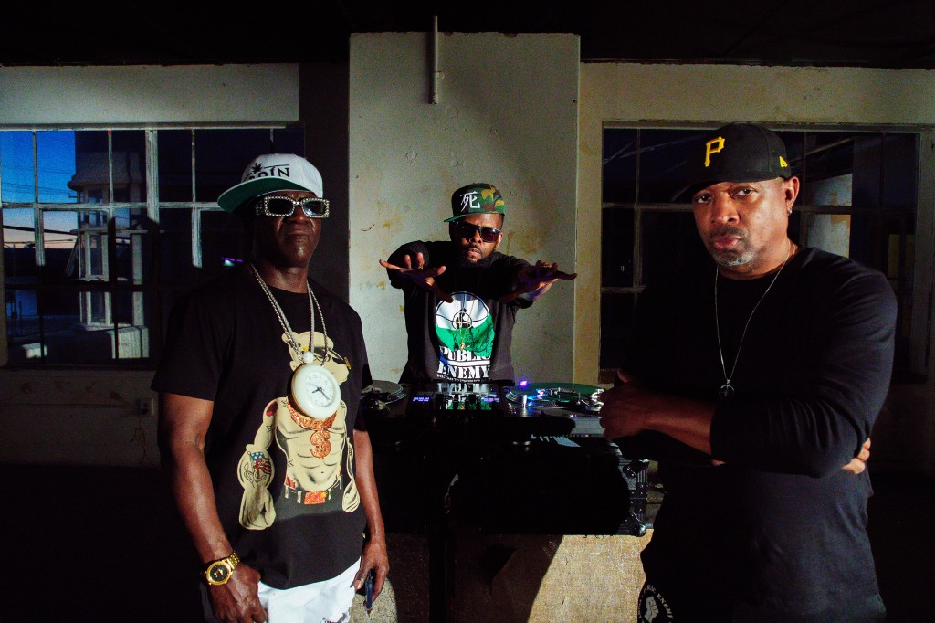 Public Enemy Go Off the 'Grid' in Animated Video With Cypress Hill, George Clinton