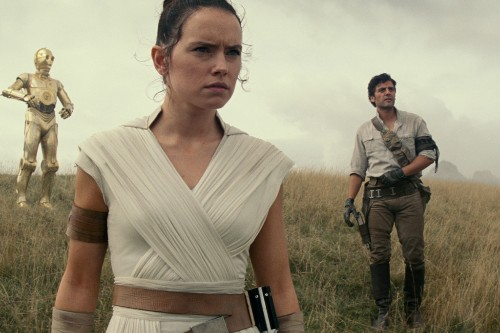 'Star Wars': See First Trailer for 'Episode IX – The Rise of Skywalker'