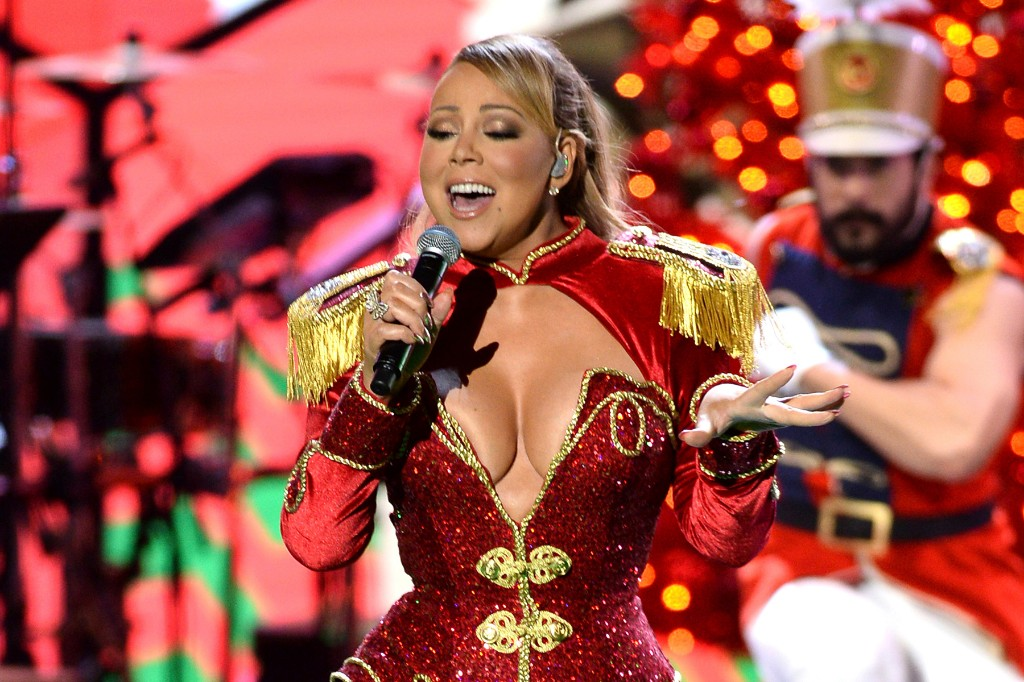 RS Charts: Mariah Carey's 'All I Want for Christmas Is You' Returns to Number One