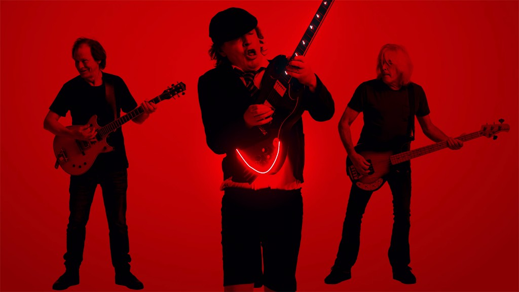 AC/DC Paint the Stage Red in 'Shot in the Dark' Video