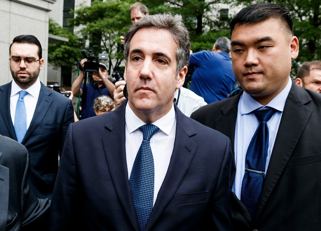 If Michael Cohen Flips, Trump Officially Loses Control of the Narrative