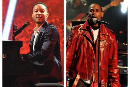 John Legend on R. Kelly: I 'Don't Give a F-ck About Protecting a Serial Child Rapist'