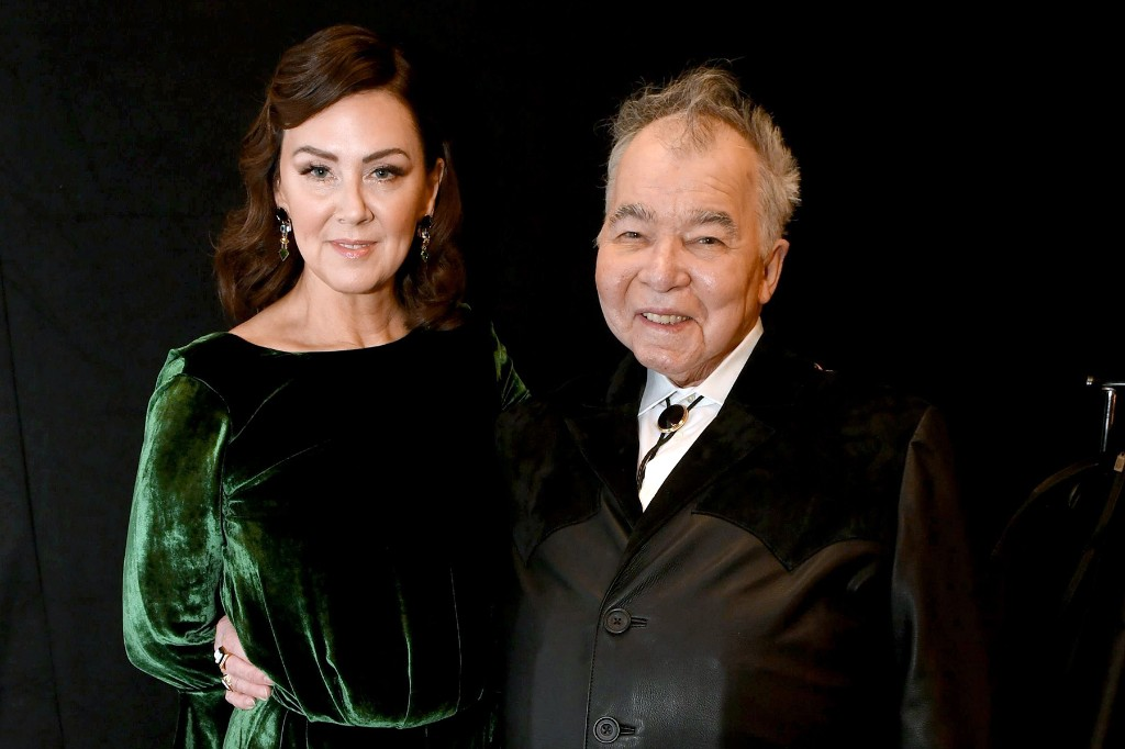 John Prine's Wife Fiona on Singer's Death: 'No Words to Describe the Grief'