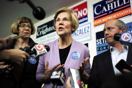 Does the Media Have It Out for Elizabeth Warren?