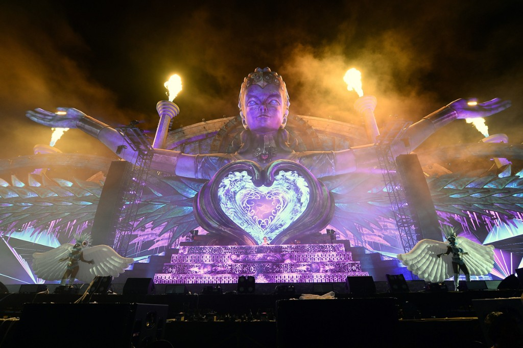 Electric Daisy Carnival 2020 Rescheduled for October