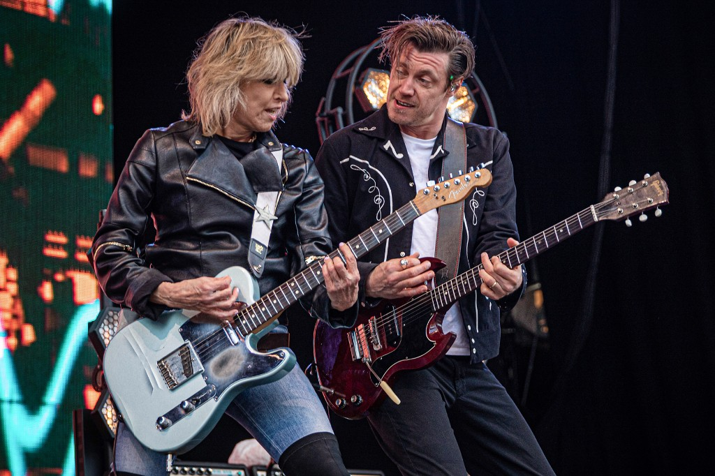 See Pretenders' Shimmery New 'You Can't Hurt a Fool' Video