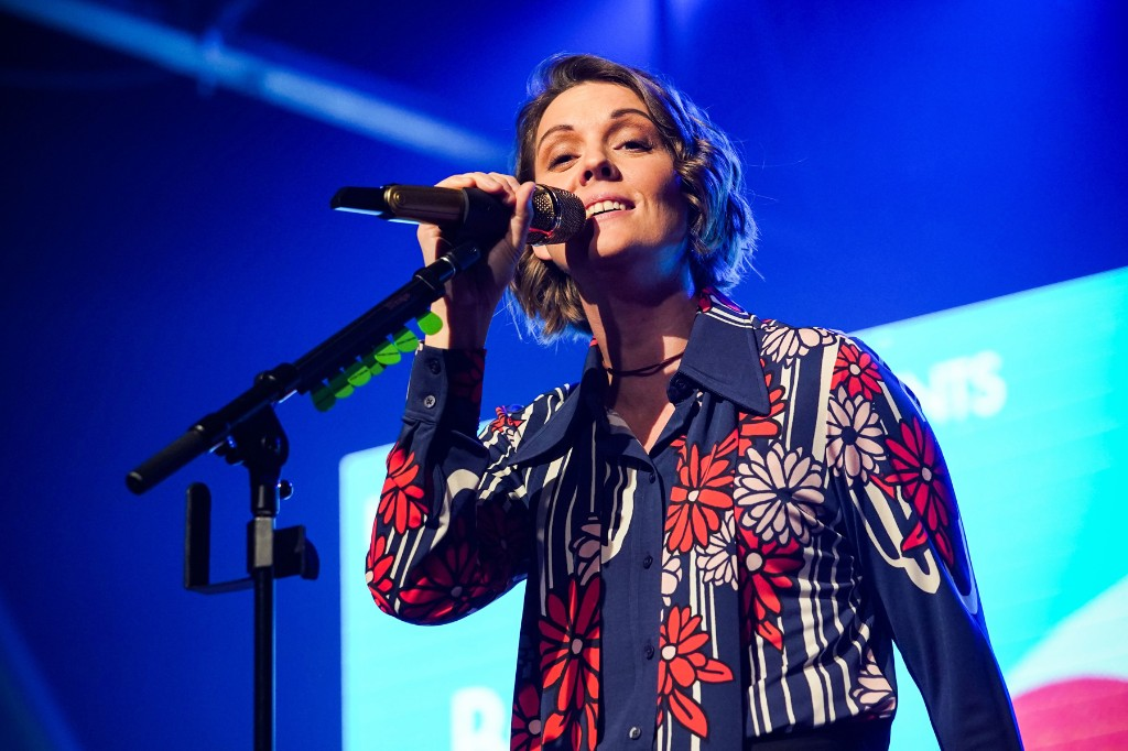 Brandi Carlile to Play 'By the Way, I Forgive You' in Full for Virtual Concert