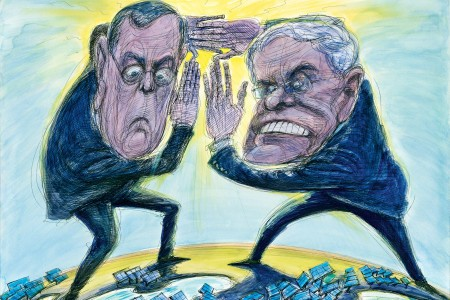 The Koch Brothers' Dirty War on Solar Power