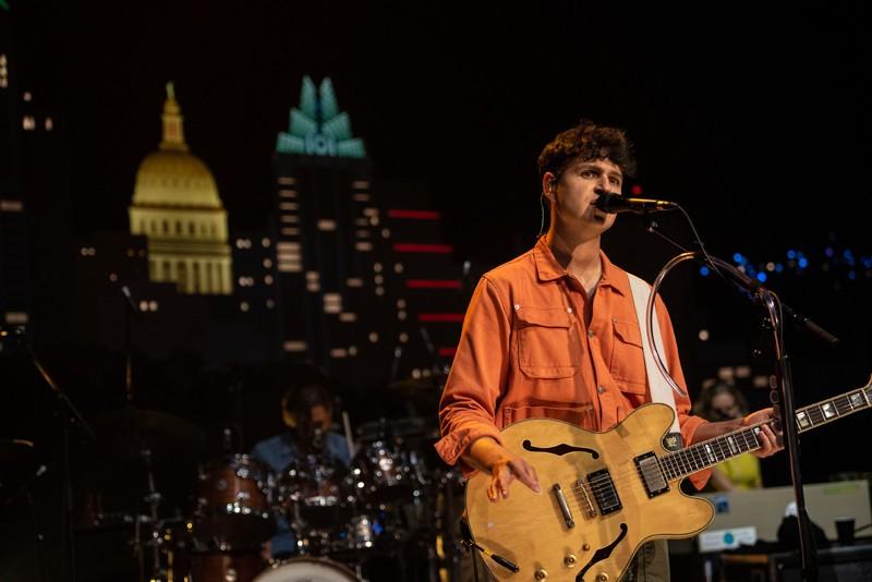 Watch Vampire Weekend Showcase 'Sunflower' on 'Austin City Limits'