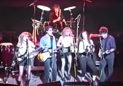 Flashback: Talking Heads Reunite at 1989 Tom Tom Club Show