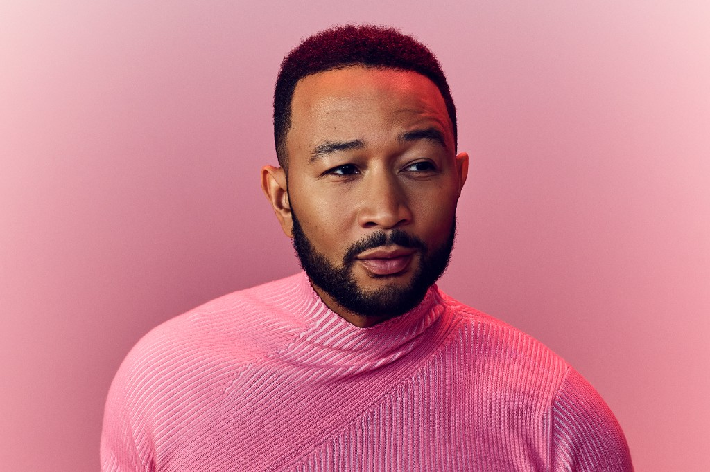 Hear John Legend on Life as the Sexiest Man Alive, His (Musical) Faith in Kanye West and More