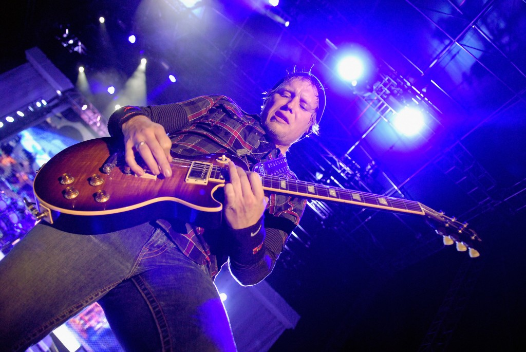 Matt Roberts, Original 3 Doors Down Guitarist, Dead at 38