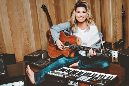 Shania Twain on Learning to Sing Again, Dark Inspiration for New Album