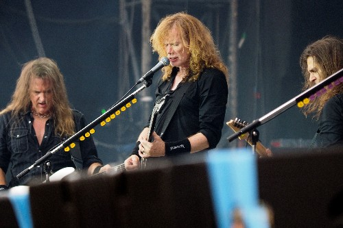 Megadeth to Livestream 2018 Festival Gig Via Knotfest Video Series