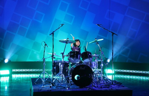 Watch Dave Grohl Surprise Nine-Year-Old Drum Virtuoso on 'Ellen'
