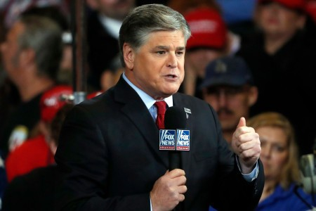 Sean Hannity's Plan to Solve Gun Violence Involves Guns Literally Everywhere