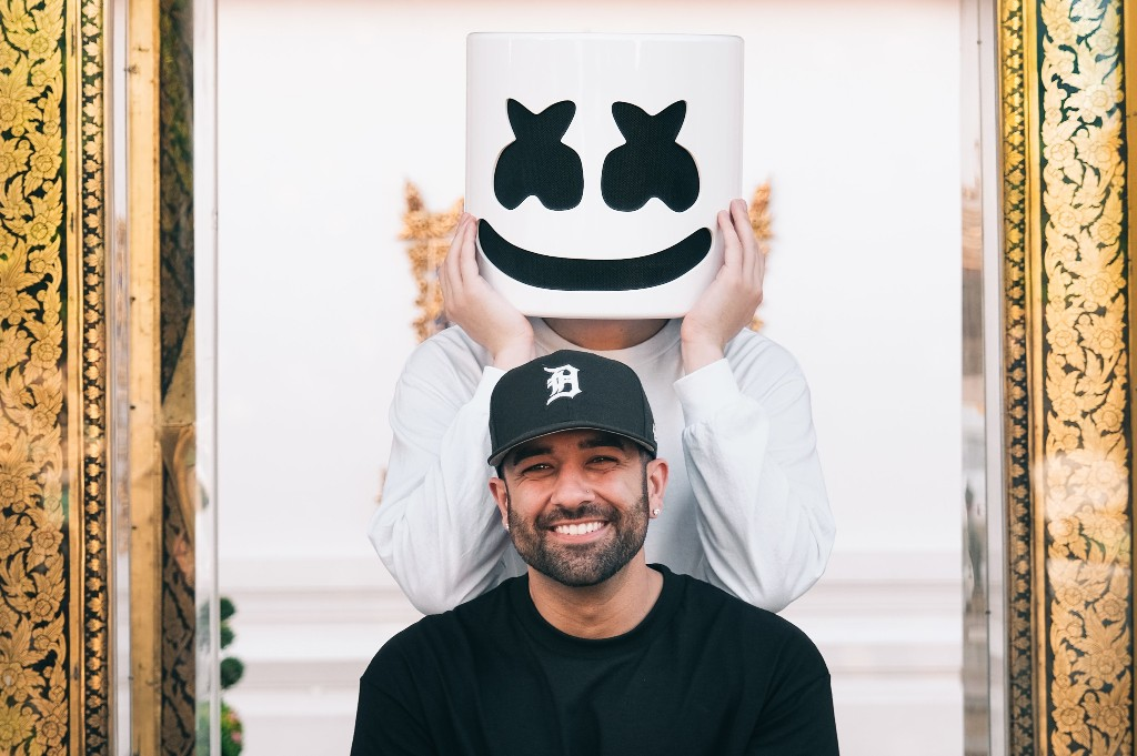 Marshmello's Manager Is Building Him a Kid-Friendly Business Empire