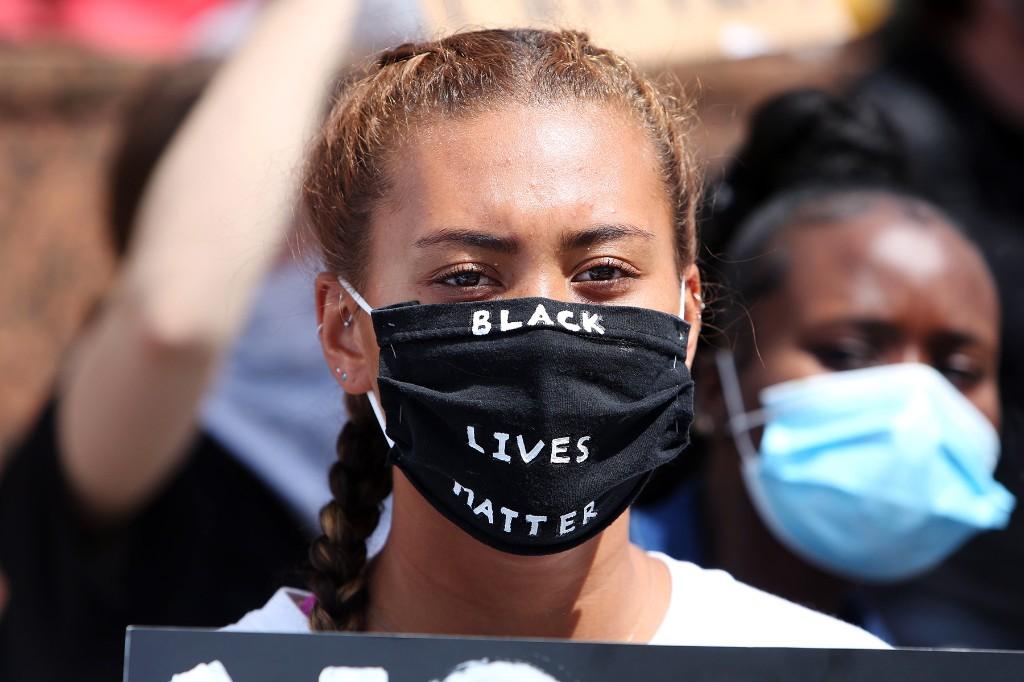 Black Lives Matter Roundup - cover