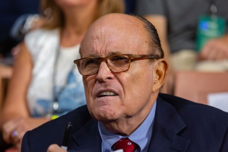 Trump Says Giuliani Will Deliver Report on Ukraine and Biden to Attorney General and Congress