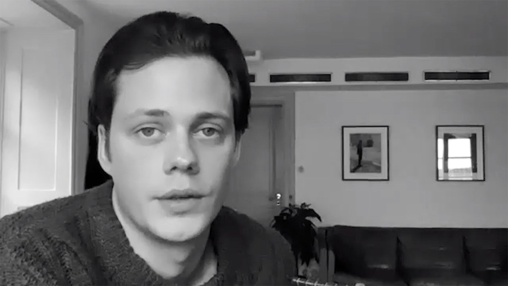 'The First Time' With Bill Skarsgård