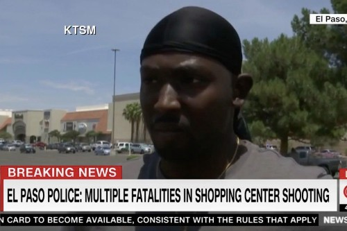 This Off-Duty Soldier Heroically Rescued Multiple Children in El Paso
