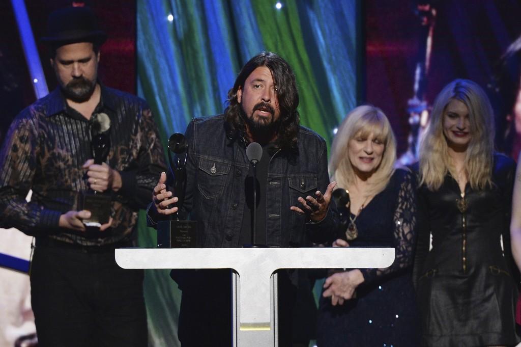 Read Nirvana's Rock Hall Acceptance Speech