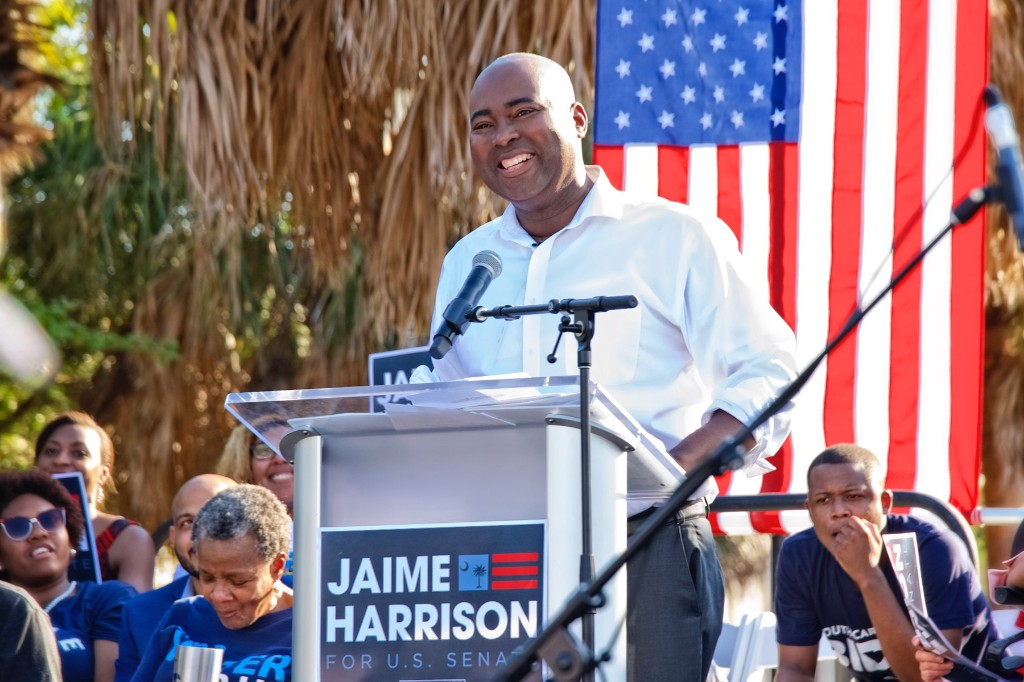 Jaime Harrison Is Ready to End Lindsey Graham's Career in Congress