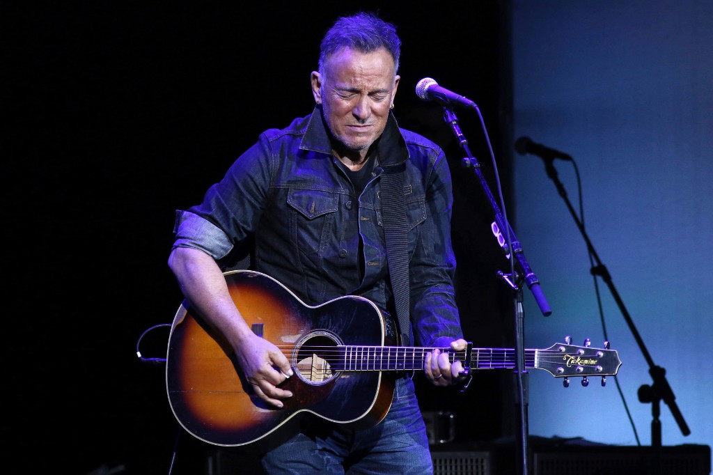 Bruce Springsteen: 'We Remain Haunted By Our Original Sin of Slavery'