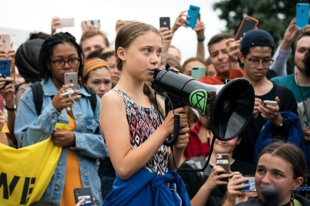 Greta Thunberg Joins a Long List of 'Indoctrinated' Child Activists